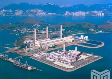 Lamma Power Station Maintenance and Extension Project