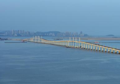 Ponte de Amizade Macau