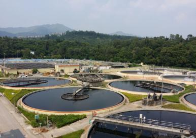 Tai Po Sewage Treatment Works